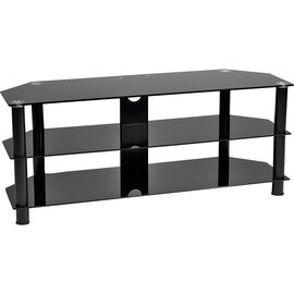 """TechPro TV Stand for TVs up to 50"""" - Black - PAG3120B"""