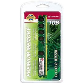 Transcend 1GB DDR2 PC 667 - JM667QLU-1G