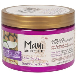 Maui Moisture Heal & Hydrate + Shea Butter Mask - 340g