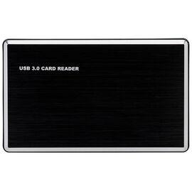 Certified Data 4-Slot Memory Card Reader - USB 3.0 - CR-7401