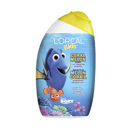 L'Oreal Kids Finding Dory 2in1 Smoothie Shampoo - Coral Melon - 265ml