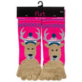 Gertex Ladies Toe Socks - Assorted