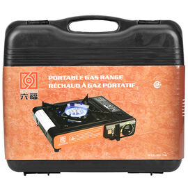 Six Fortune Portable Butane Gas Stove