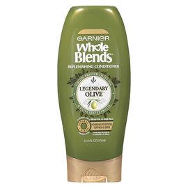 Garnier Whole Blends Replenishing Conditioner - Legendary Olive - 370ml