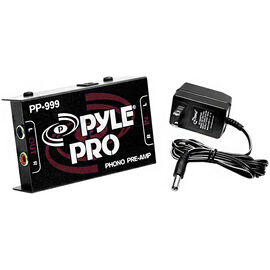 Pyle Pro Phono Turntable Pre-Amplifier - P999