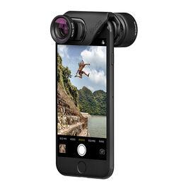 Olloclip ACTIVE Lens for iPhone 7/7 Plus - Black - OC0000215EU