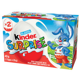 Kinder Surprise Easter Chick Box - 2 piece/40g
