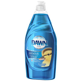 Dawn Ultra Concentrated Dishwashing Liquid - Original - 638ml