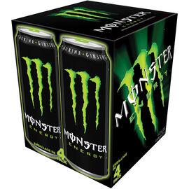 Monster EnergyDrink - 4x473ml