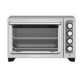 KitchenAid Compact Oven - Silver - KCO253CU