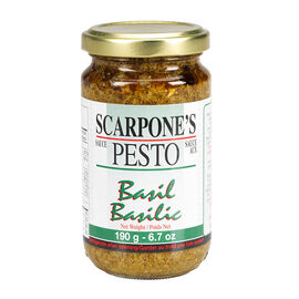 Scarpones Pesto Sauce - Basil - 190g