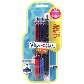 Papermate Inkjoy Gel Medium - 3 pack