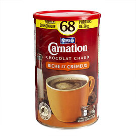 Carnation Hot Chocolate - Rich Chocolate - 1.93kg
