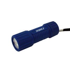 Dorcy 3AAA 135 Lumen Compact Flashlight - Assorted - 41-4242