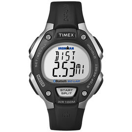 Timex Ironman Move 50+ Midsize - Black/Grey - TW5K86300F5