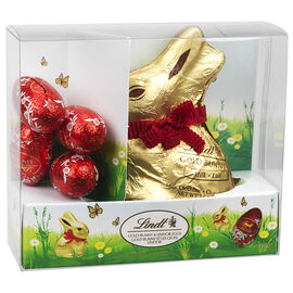 Lindt Bunny and Egg Gift Box - 172g
