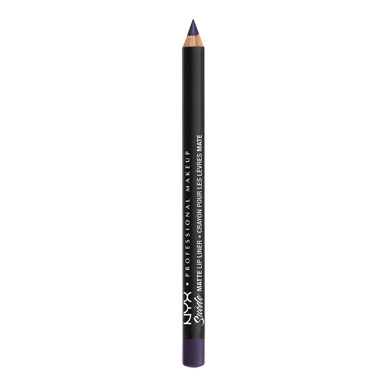 NYX Professional Suede Matte Lip Liner - Oh, Put it On