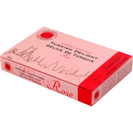 Uners Delight Turkish Delight - Rose - 200g