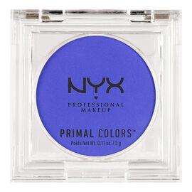 NYX Professional Makeup Primal Colors