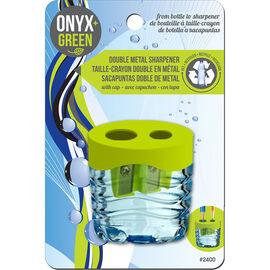 Onyx Green Double Sharpener