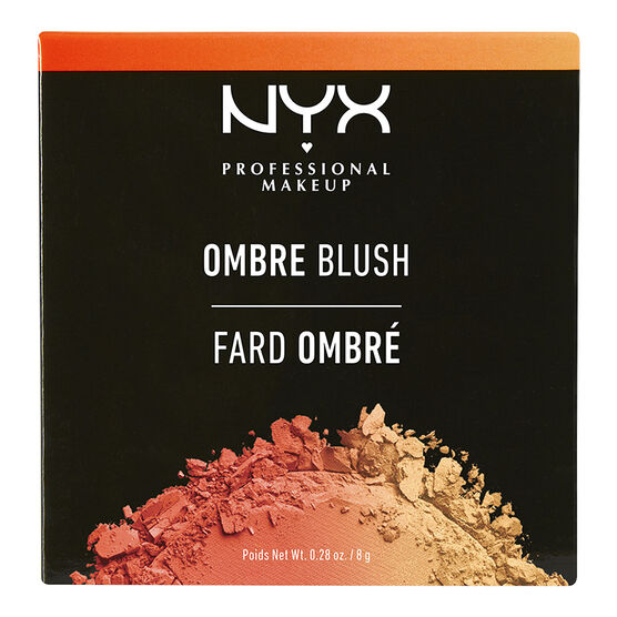 NYX Professional Makeup Ombre Blush - Feel the Heat