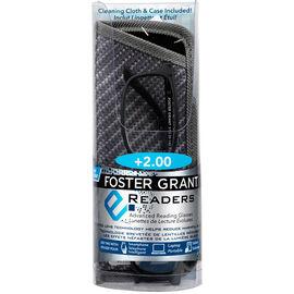 Foster Grant e.Readers Kramer Reading Glasses - 2.00