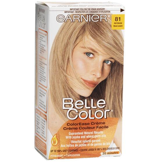 Garnier Belle Color Haircolour  81 Ash Blonde  London Drugs