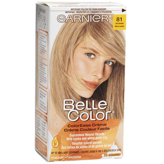 Garnier Belle Color Haircolour  81 Ash Blonde  London Drugs