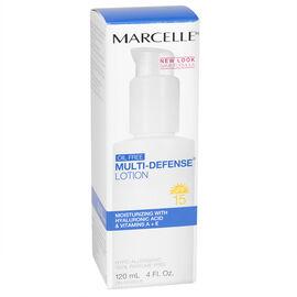 Marcelle Essentials Oil-Free Multi-Defense Lotion - SPF 15 - 120ml