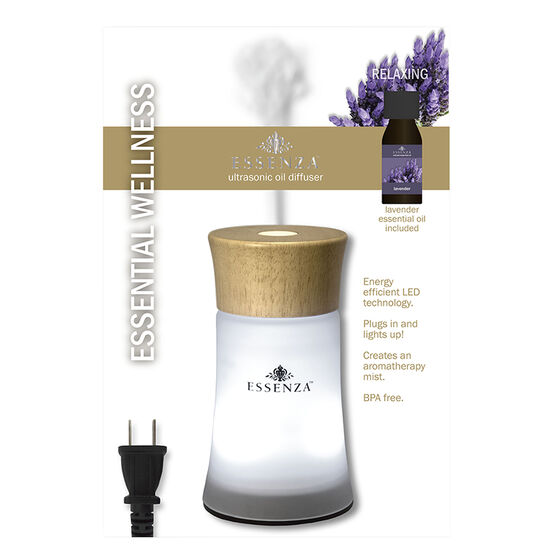 Essenza Ultrasonic Oil Diffuser - Blonde Cap