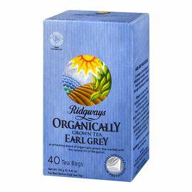 Ridgway Organic Tea - Earl Grey - 40's