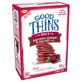 Christie Good Thins The Beet One - Balsamic Vinegar & Sea Salt - 106g