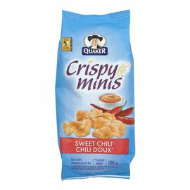 Quaker Crispy Minis - Sweet Chili - 100g