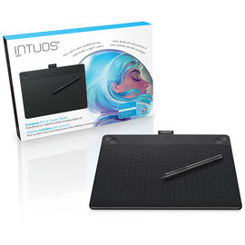 Wacom Intuos Art USB Pen & Touch Tablet - Medium
