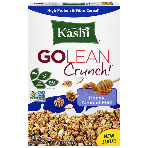 Kashi Honey Almond Flax - 400g