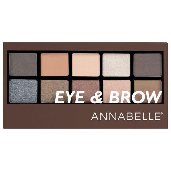 Annabelle Eye & Brow Palette