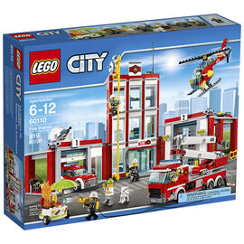 Lego City - Fire Station