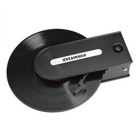 Sylvania Mini Turntable Player with USB to PC Encoding Function