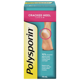 Polysporin Cracked Heel Cream - 75ml
