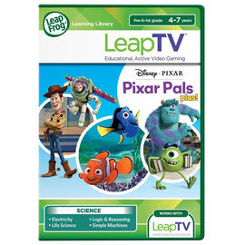 Leap Frog LeapTV Game Cartridges - Assorted