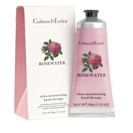 Crabtree & Evelyn Rosewater Ultra Moisturising Hand Therapy - 100g