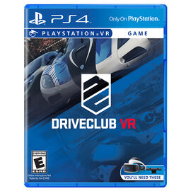 PS VR Driveclub VR