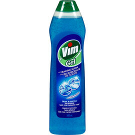 Vim Gel With Baking Soda - Ocean Fresh - 500ml