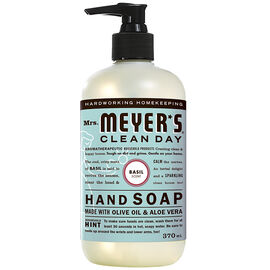 Mrs. Meyer's Clean Day Hand Soap - Basil - 370ml