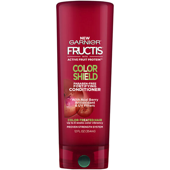 Garnier Fructis Color Shield Conditioner - 354ml
