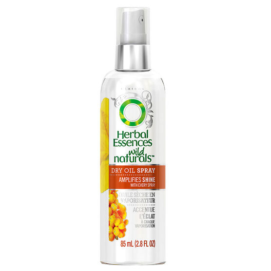Herbal Essences Wild Naturals Illuminating Dry Oil Spray - 85ml