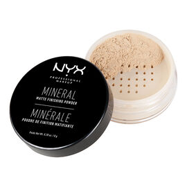 NYX Professional Makeup Mineral Finish Powder