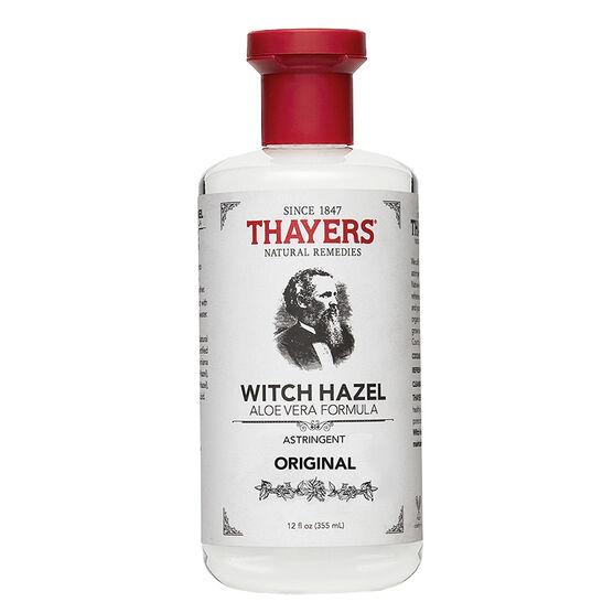 Thayer's Natural Remedies Original Witch Hazel with Aloe Vera - 355ml