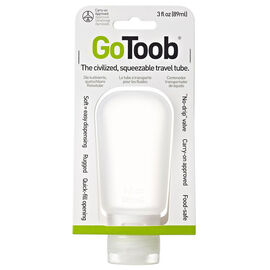 GoToob Travel Bottle - Clear - 89ml