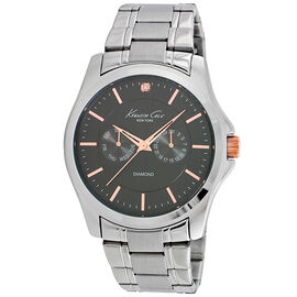 Kenneth Cole Classic Watch - Silver - 10022311